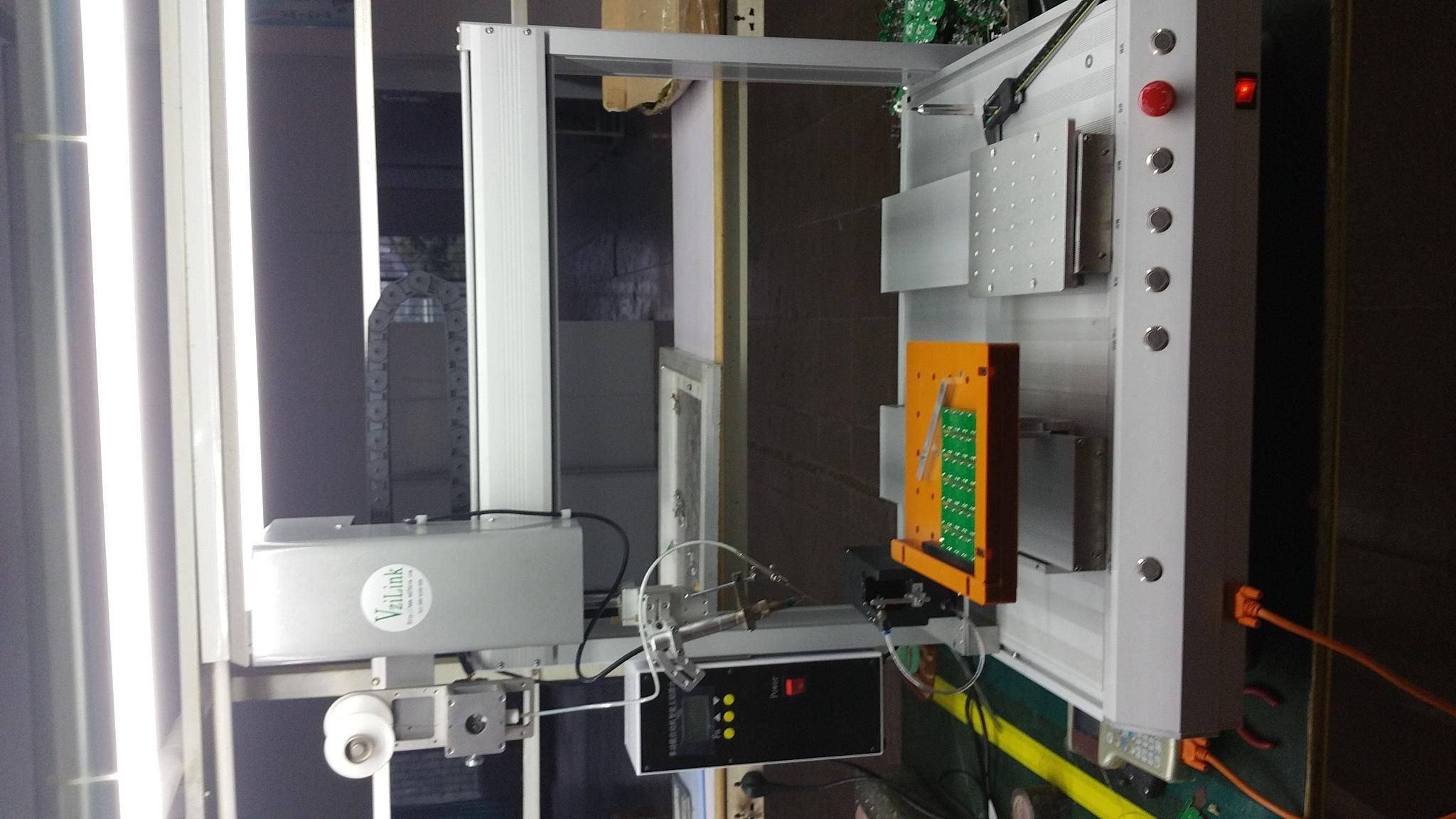 自动焊锡机-单头双平台 1