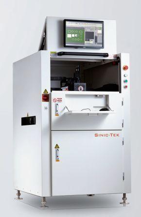 超高精度在线型高速三维锡膏检测系统SPI 1
