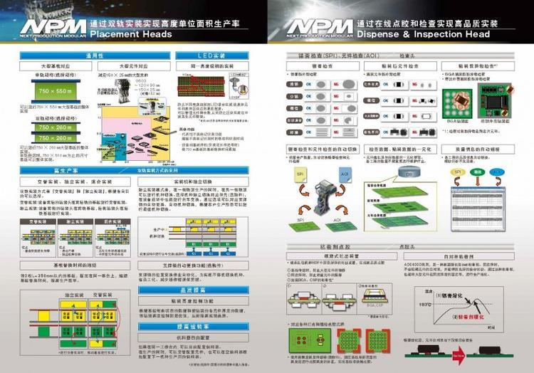 Panasonic NPM D3 8