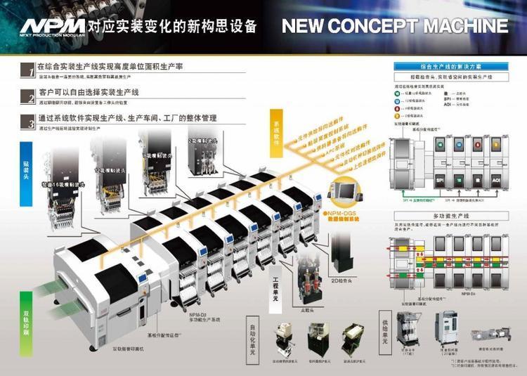 Panasonic  NPM TT2 4