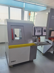 X-ray Point machine