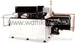Panasert AVK高速轴向组件插件机.(卧式机) 1