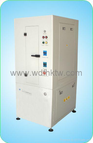 气动式钢网清洗机 1