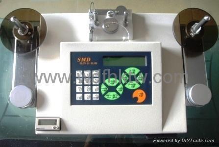 全自动方式SMD零件计数器(测漏型) 1