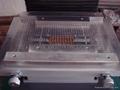 半自動高精密錫膏印刷機