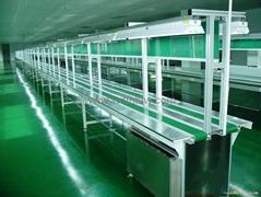 PVC防靜電電子電器生產流水線