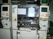 JUKI KE 750二手中速贴片机