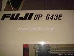 富士CP6 43E高速貼片機