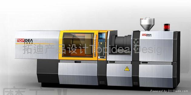 Injection Machine Industrial Design China Services Or