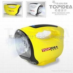 LED手电筒应急灯