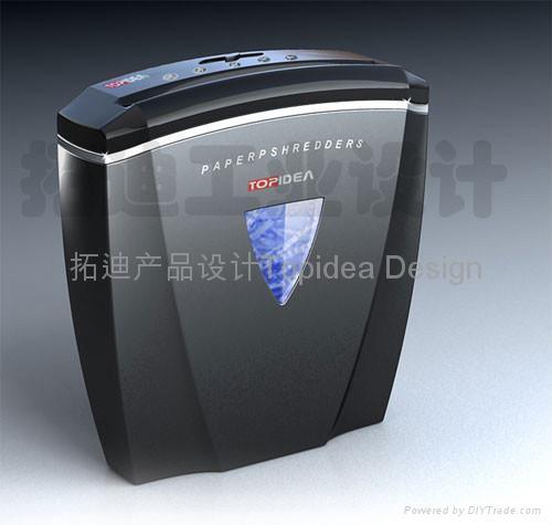 paper shredder design 1