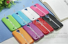 Hard Case for Samsung Galaxy S4 i9500 back cover 16 Colors