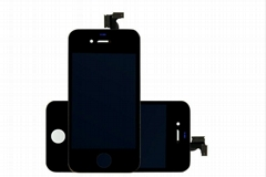 Guarantee LCD Screen  Touch Screen Digitizer Replacement Complete for 4s