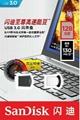 USB 3.0 Flash drive 100% Original Genuine Sandisk Ultra Fit CZ43 128gb usb