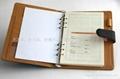 精装商务笔记本