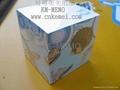 优质、价格低廉 七彩广告纸砖便笺纸砖