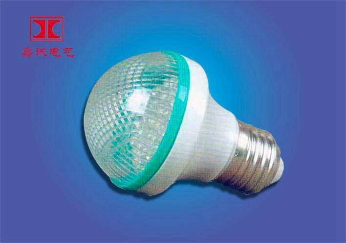 led声光控球泡 1