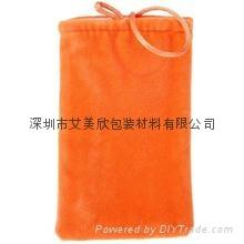 销售绒布礼品袋 1