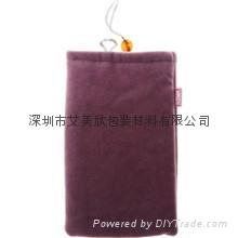 销售绒布礼品袋 5