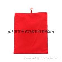 销售PU皮革布袋 2