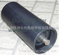 超高聚乙烯托輥89-240