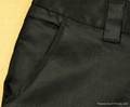 plain dyed cotton/spandex twill pants fabric twill suit fabric 16x16+70d/120x40