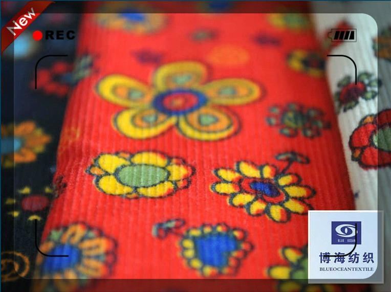14w printed corduroy fabric sale stripe corduroy upholstery fabric  3
