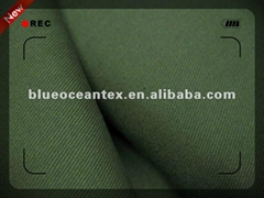 cotton twill fabric construction price