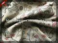 棉平紋府綢布