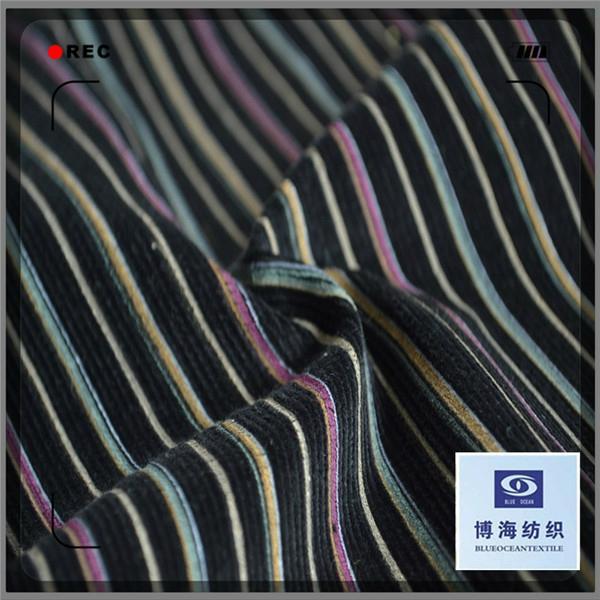 100%cotton corduroy fabric  1