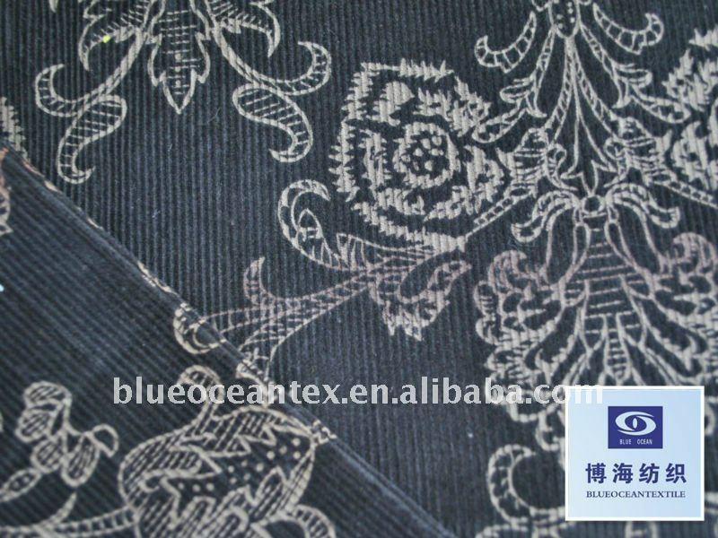 100% Cotton Corduroy 11W 12X16/64X128 1