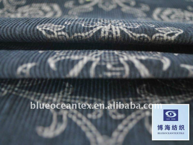 100% Cotton Corduroy 11W 12X16/64X128 3