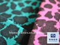 Cotton Ve  eteen Fabric With Leopard Print  2