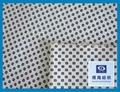 cotton stretch poplin printed fabric