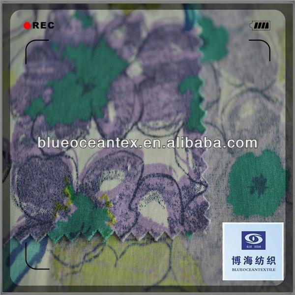Cotton Printed Poplin Fabric for Skirt 40X40/133X100 2