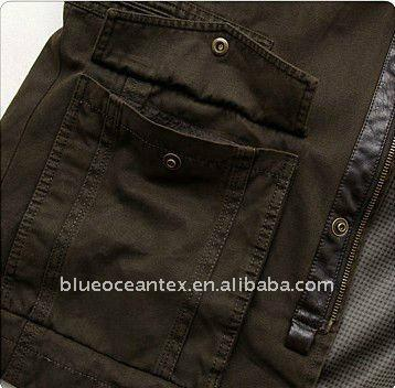 plain dyed cotton canvas material cotton canvas suit fabric cotton canvas pant f 1