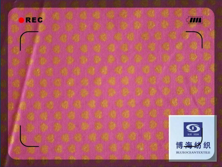 printed cotton twill fabric 40x40/133x72 1