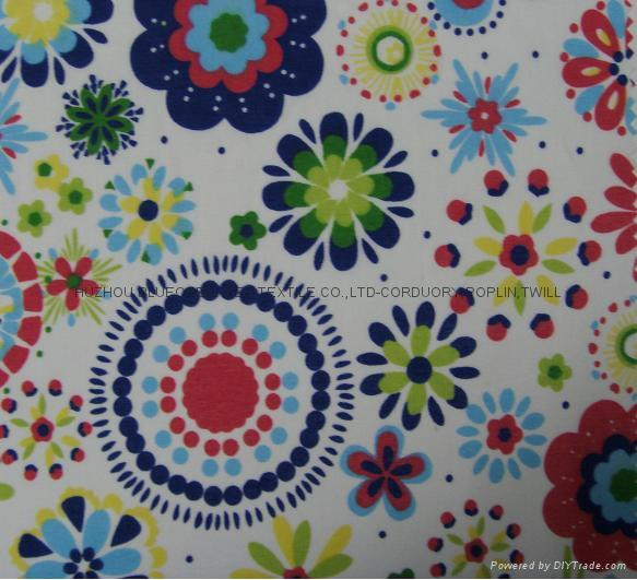 COTTON PRINTED VOILE 60X60/90X88 1