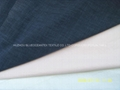 Plain dyed 100% cotton paper touch voile