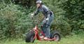Monsterroller Dirt-Scooter downhill scooter