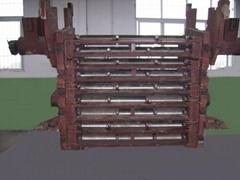 弧型板坯连铸机