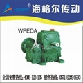 WPEDA  Ddouble worm reducer(OEM