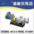 雙吸雙螺杆耐腐蝕泵專用減速機