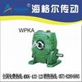 WPKA蜗轮蜗杆减速机