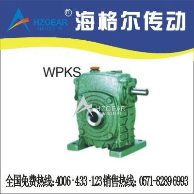 WPKS蜗轮蜗杆减速机 1