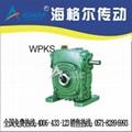 WPKS蜗轮蜗杆减速机