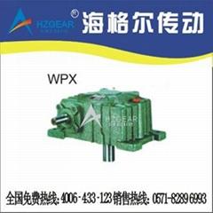 WPX蜗轮蜗杆减速机