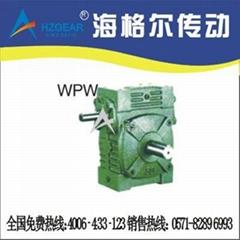 WPW 蜗轮蜗杆减速机