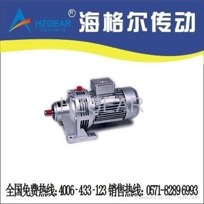 WB120 Mini-cycioidal reducers 2