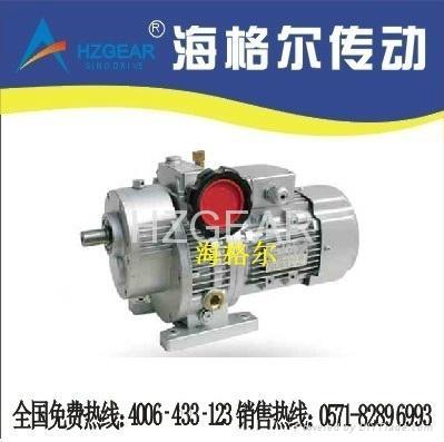 MBW04-C5-DS7124-0.37KW无极变速器 1
